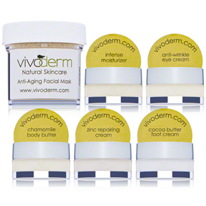Dermstore Free Vivoderm Sample Kit Gift with Purchase