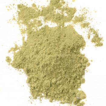 Custom-blend, powdered herbal facial mask