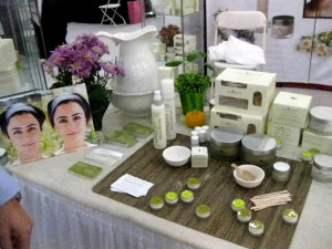 VIVODERM product display